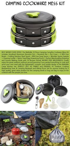 Must Haves For Serious Campers #camping #hacks #cooking