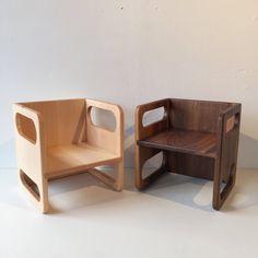 Ella Adams Montessori Cube Chair by modernfurnishings on Etsy