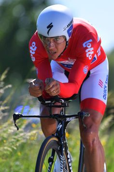 87th Tour of Belgium 2017 / Stage 3 Philippe GILBERT Red leaders jersey / Beveren Beveren / Individual Time Trial / ITT/ Baloise / Tour of Belgium /