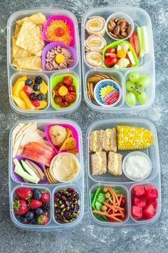 8 Healthy & Delicious Lunches for Back To School. Nut-free, dairy free & gluten … 8 Healthy & Delicious Lunches for Back To School. Nut-free, dairy free & gluten …,Lunch for kiddos 8 Healthy. Lunch Meal Prep, Healthy Meal Prep, Healthy Snacks, Healthy Recipes, Healthy Food For Kids, Eating Healthy, Delicious Recipes, Diet Recipes, Paleo Ideas