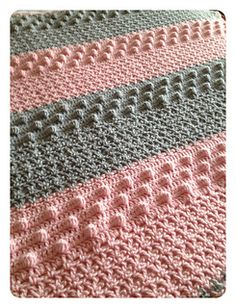 Really enjoyed making this blanket and will probably make it again :) I used much more yarn than was recommended abd still couldn't get the last pattern repeat it the boarder completed…...