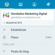 Sigam o nosso blog gendados.wordpress.com  #criarsite #criarsites #criarblog #criarlojavirtual #negocios #brasilia #instadf #blogger #bloggerlife #digitalmarketing #blogging #bloggers #blogs #blog #blogpost #bloggingtips #bloggerstyle #ads #web #instagramers #socialmedia #influencer #paginasweb #wordpress #instagramers #socialmedia