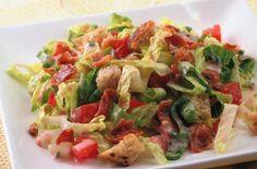 Family Friendly Recipe: BLT Salad