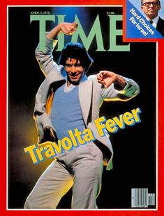 TIME Cover: John Travolta