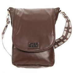 6f760234e7a Star Wars Chewbacca Messenger Bag Collectable Mini Brown Chewy Handbag  #fashion #clothing #shoes