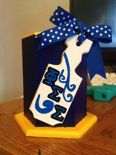 Megan from Cornell created this great pencil cupfor her little!  She used our Supply Sack and Project Pack 1.  LOVE how she used the mini paddle! Thanks for sharing it with us Megan.