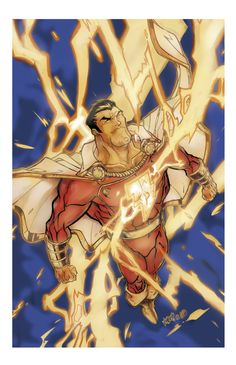 shazam practise col1 by ~videsh on deviantART