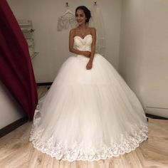 >> Click to Buy << Long Wedding Dresses Off Shoulder Bridal Gowns 2017 Vestido De Noiva Casamento Beaded Wedding Dress Applique Edge Wedding Gown #Affiliate