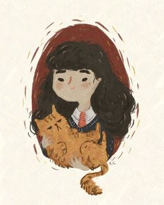 why doesn't anyone ever draw an Asian Hermione