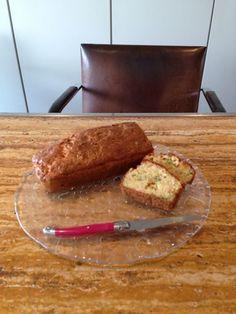 Cake salé jambon ciboulette