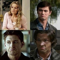 Castiel, Sammy Supernatural, Supernatural Series, Supernatural Pictures, Supernatural Destiel, Supernatural Seasons, Dean Winchester, Winchester Brothers, Jensen Ackles