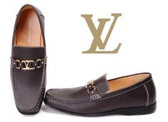 Louis Vuitton Leather Loafer Coffee 20 Louis Vuitton Loafers, Leather Loafers, Men's Shoes, Coffee, Casual, Fashion, Leather Dress Shoes, Kaffee, Moda