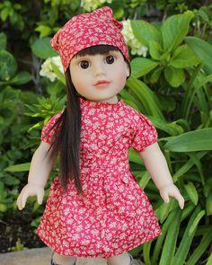 "18"" dolls and doll clothes www.harmonyclubdolls.com fits American Girl"