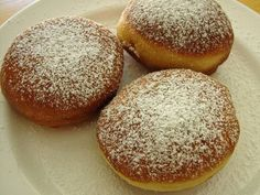 Learn how to make paczki, a light and delicious fried Polish pastry, similar to an American jelly doughnut. There's nothing like a plate of warm, freshly made paczki!