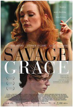 Savage Grace (2007)     97 min  -  Drama  Tragic True Story