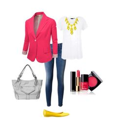 Cute Outfit Ideas of the Week #22 Featuring the Color Pink for Valentine's Day.