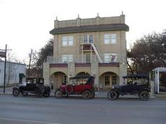 The Glen Hotel, Glen Rose Texas