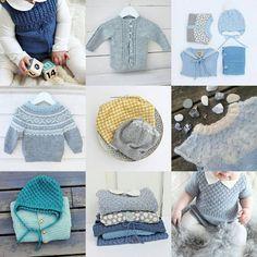 «En oppsummering av strikkeåret 2015 Året hvor jeg forstod hvor mange muligheter det gir å kunne strikke sine egne plagg #strikking #strikk2015…»