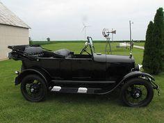 Ford : Model T Touring 1926 Ford Model T touring a - http://www.legendaryfinds.com/ford-model-t-touring-1926-ford-model-t-touring-a/