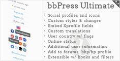 bbPress Ultimate - https://codeholder.net/item/wordpress/bbpress-ultimate