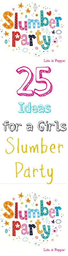 Ideas for a Girls Slumber Party 25 Ideas for a Girls Slumber Party Slumber parties are perfect for birthdays or any other reason to get a group of people together to have a great time. Girls love to hang out in groups. Even in the bathroom. Birthday Sleepover Ideas, Slumber Party Games, 13th Birthday Parties, Birthday Games, Slumber Parties, Girl Birthday, 10th Birthday, Husband Birthday, Girl Sleepover Party Ideas
