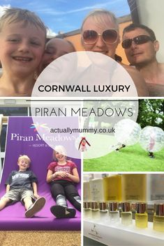 Cornwall: Luxury Family Fun at Piran Meadows Resort
