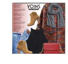 """""""YOINS.com"""" by monmondefou ❤ liked on Polyvore featuring Michael Kors, H&M, women's clothing, women, female, woman, misses, juniors and yoins"""