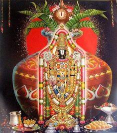 Lord Balaji Beautiful Wallpaper Krishna Live Wallpapers Menu Phone Nice