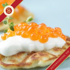 Enjoy a taste of our June 2015 Sutter Home Book Club selection, 'Hotel Moscow' with author Talia Carner's Caviar Blinis. Pair with Sutter Home Chenin Blanc.