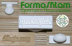 FORMASHTAM в Instagram: «@formashtam . Мастерская на LangeSTORE.RU - 🌍 . Штамп под заказ с личным логотипом для мыла с нуля . 🔨 Производство готового логотипа…» Soap, Bar Soap, Soaps