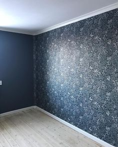Dream Wall, Modern Wallpaper, Colour Schemes, Dream Bedroom, Room Colors, Kids Room, Sweet Home, Cottage, Inspiration