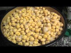 Hommus bi Tahine - Pasta de grão de bico - YouTube