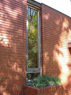 Pope-Leighey House. 1939, Falls Church, Virginia. Usonian Style. Frank Lloyd Wright