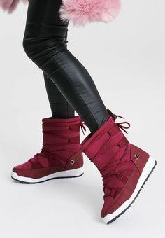 Bordowe Śniegowce Cozy Harbour Winter, Shoes, Fashion, Winter Time, Moda, Zapatos, Shoes Outlet, Fashion Styles, Shoe