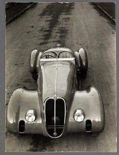1939 Alfa Romeo 6C 2500SS