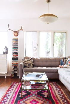 dont do color but if I ever do this is it - scandinavian meets southwest. / sfgirlbybay