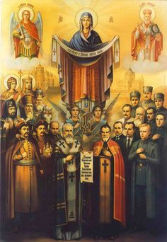 Зі святом Покрова Пресвятої Богородиці! Нехай Божа Мати береже і охороняє наших Захисників своїм Могутнім Покровом!