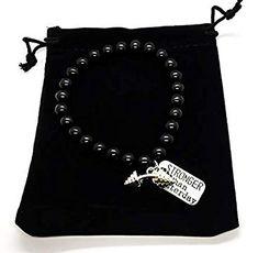 Black Fitness Beaded Charm Bracelet Handmade: Amazon.ca: Handmade Handmade Bracelets, Beaded Bracelets, Black Fitness, Fitness Bracelet, Charmed, Wallet, Chain, Amazon, Fashion