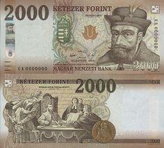 Hungary 2000 Forint 2016