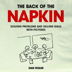 The Back of the Napkin: Solving Problems and Selling Ideas with Pictures von Dan Roam http://www.amazon.de/dp/9814382248/ref=cm_sw_r_pi_dp_7U-Cvb0Q6E9D5