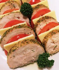 ムネ肉のハーブ焼き☆節約deおもてなし♪