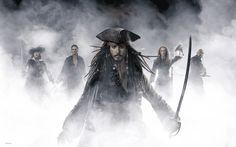 . Caribbean Captain Jack Sparrow