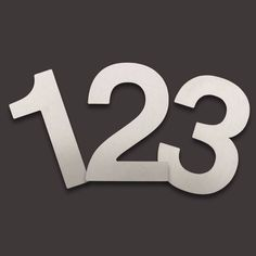 Sonderanfertigungen von Edelstahl V2A Hausnummern, Hausnummernschildern sowie Schriftzügen (Familiennamen, Straßennamen) z.B. mit besonderen Schriftarten / RAL-Farben auf Anfrage möglich!Videos zu unseren Hausnummern mit Montagetipps.Sehen Sie sich auch unsere Hausnummern auf Bogen,Stelen, Schriftzüge und Mülltonnenboxen an!