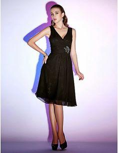Modernos vestidos negros de noche   Especial vestidos de fiesta