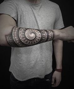 Amazing forearm tattoo for man - 110+ Awesome Forearm Tattoos