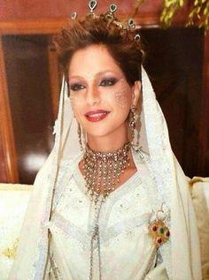 Lalla Soukaïna Filali, daughter of H.R.H. Princess Lalla Meryem of Morocco
