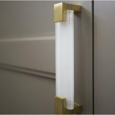 Cabinet Door Handles, Door Pulls, Knob, Kitchens, Vanity, Hardware, Satin, Brass, Future