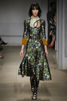 Erdem Fall 2017 Ready-to-Wear Collection Photos - Vogue