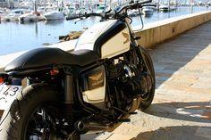 HONDA GL1100 Goldwing | Tarmac Custom Motorcycles