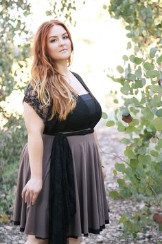 Plus Size Etsy: Adorable plus size dress. See more of them by clicking through to the page! #plussize, #plus-size, plus size summer, plus size fashion, plus size dress